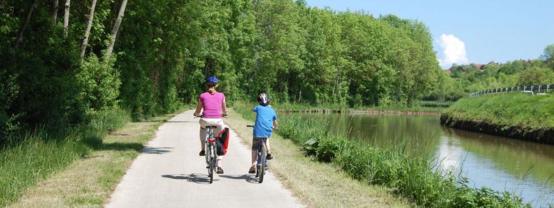 fietsen voie vert bourgogne