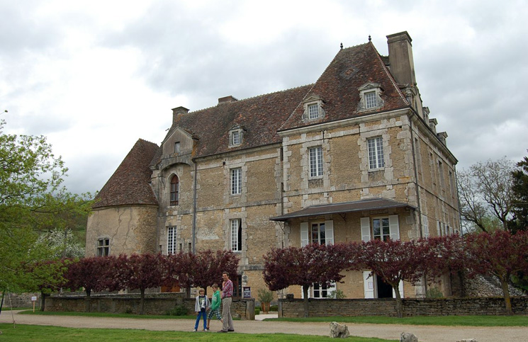 chateau chamilly bourgogne