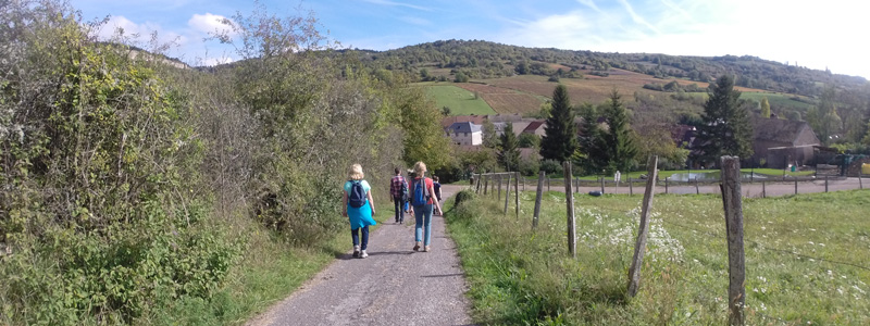 wandeling nolay