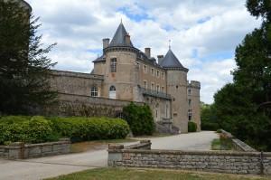 chastellux kasteel Morvan