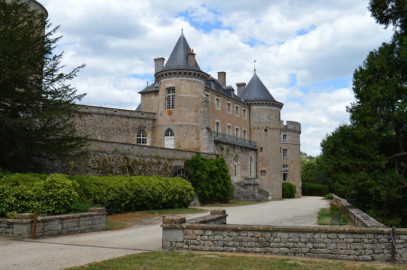 Chateau Chastellux Morvan