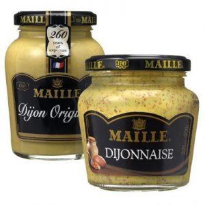 Mosterd uit Dijon