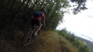 mountainbiken morvan