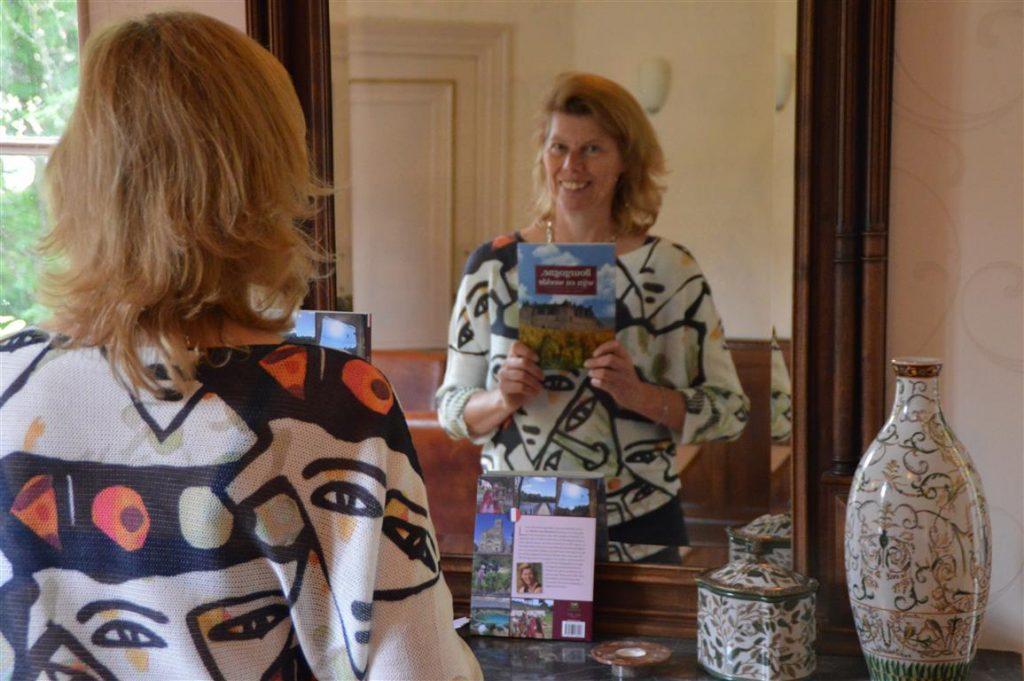 Auteur Marion van Amelrooij van reisgids: Bourgogne, wijn en weelde