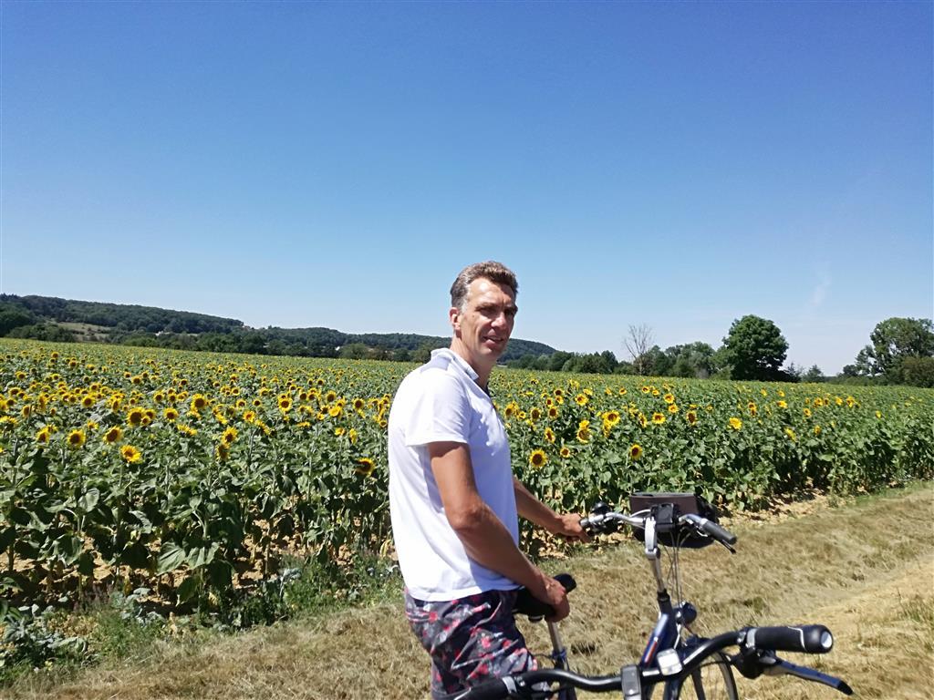 fietsen Morvan